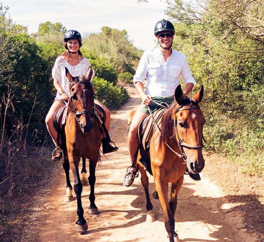 promenade equestre Saint-Pierre-Langers